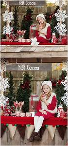 Hot Cocoa Mini Sessions with Alexis | Christmas photoshoot, Hot cocoa stand, Christmas 2018 ideas