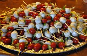Birthday Party Appetizer Recipes