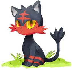 Pokemon Evolution Litten