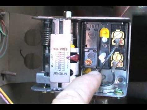 hvac pressure controls