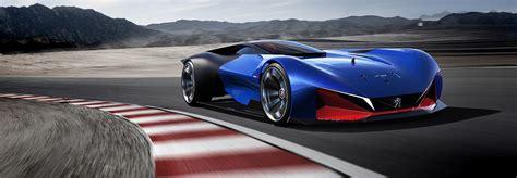 Peugeot L500 R Hybrid  Concept Car  Peugeot Uk