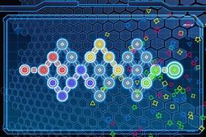 Neon snake iPhone game free Download ipa for iPad