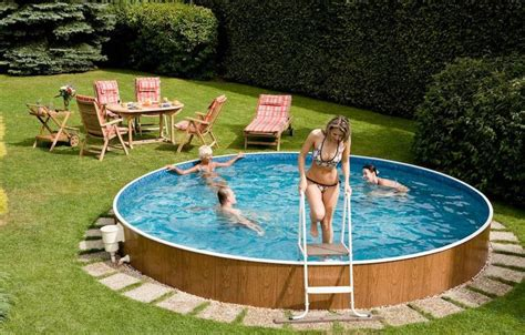 Small Above Ground Pools For Small Backyards by Backyard Swimming Pools Above Ground Pools Backyards