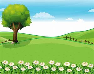 Outside clipart background