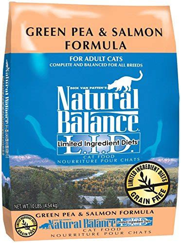 natural balance limited ingredient diets green pea