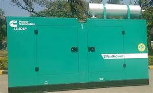 415 Volts Automatic Cummins Generators  Power  125 Kva  Rs 600000   Set