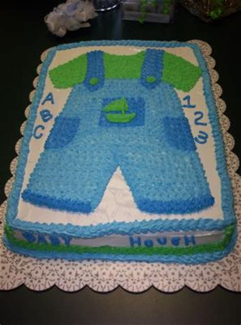 clothesline baby shower cakes  pictures  instructions