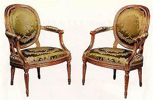 Les sieges de louis xvi a modern style en images meubles for Meuble louis xvi