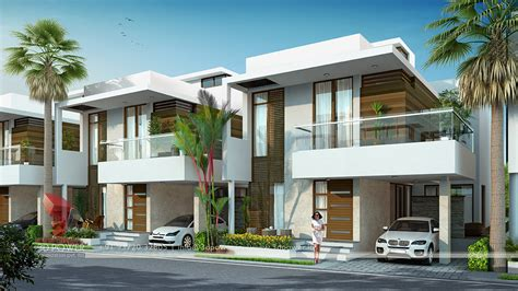 Architectural Visualization Apartment Udaipur  3d Power