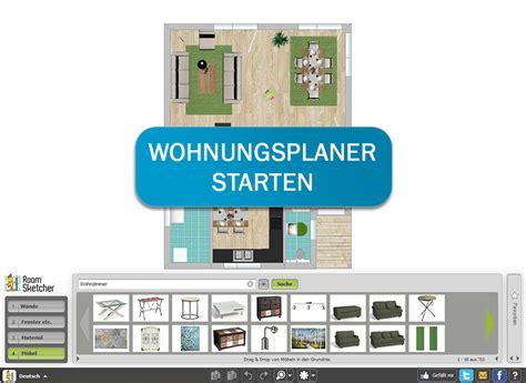 Wohnung Einrichten Mit Dem 3d Wohnungsplaner