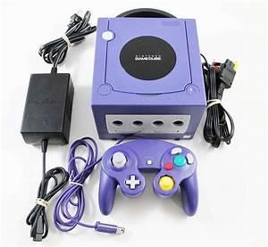 Nintendo Gamecube Indigo Console