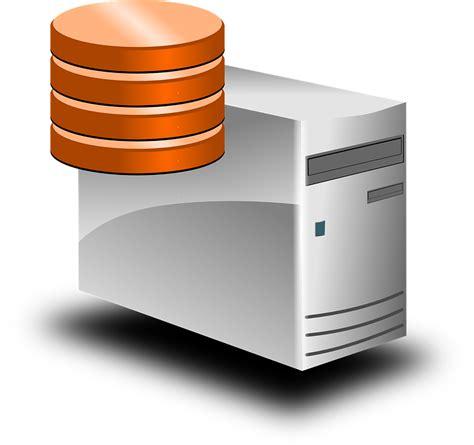 computer server pc  vector graphic  pixabay