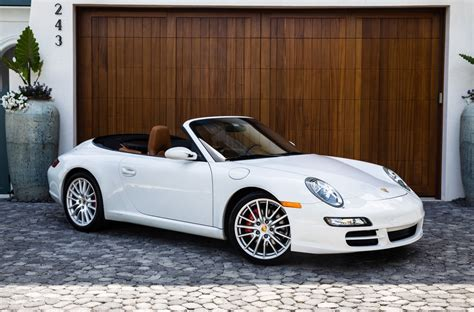 Used 2007 porsche 911 standard features. 31k-Mile 2007 Porsche 911 Carrera S Cabriolet 6-Speed for sale on BaT Auctions - sold for ...