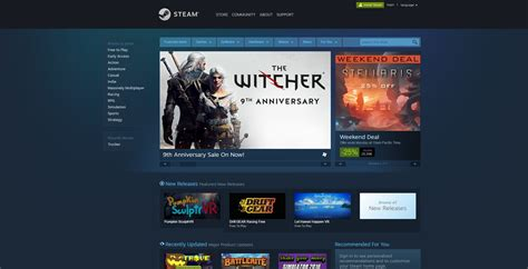 steam  steam  website