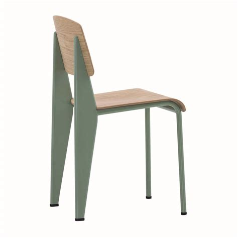 standard chair by jean prouv 233 for vitra