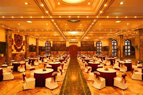 10 Most Popular Banquet Halls In Kolkata To Organize A