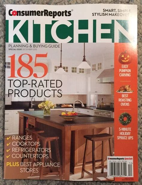 rated kitchen consumer reports