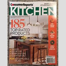 Consumer Reports Kitchen 185 Top Rated Products Dec 2015