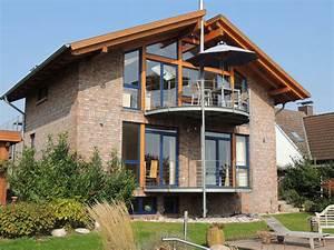 Hausbaufirmen Rheinland Pfalz : haus 20 pultdachhaus kruse haus ~ Markanthonyermac.com Haus und Dekorationen