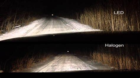 led light headlight halogen headlights comparison atv bulbs bulb hid cars kits bike xenon dirt types utv bar better lighting