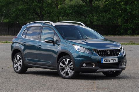 Peugeot 2008 Suv Pictures