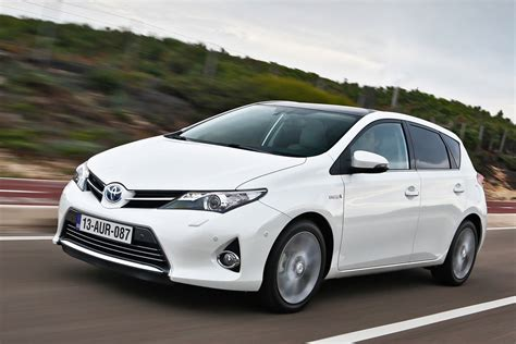 Carros Toyota by Toyota Auris 2013 Un Dise 241 O Con Mucho M 225 S Car 225 Cter