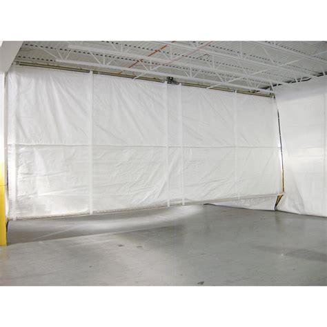 vinyltek 7 layer insulated fabric room divider farmtek