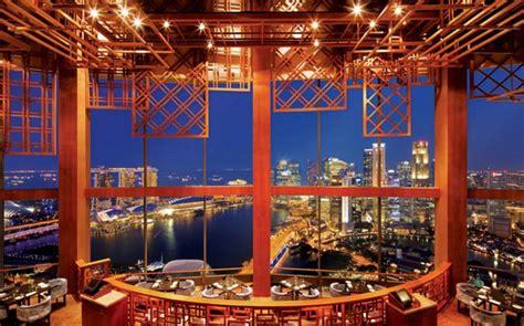 equinox cuisine equinox restaurant dining luxury hotel singapore