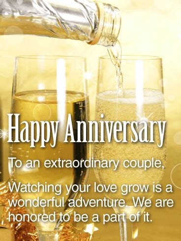 happy anniversary toast images decoration items image