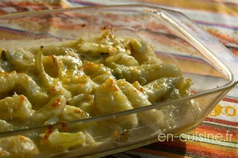 recettes de cuisine thermomix recette gratin de fenouil au thermomix en cuisine
