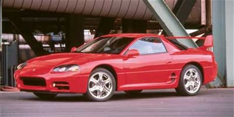 1999 Mitsubishi 3000gt Vr4 Specs by New And Used Mitsubishi 3000gt Prices Photos Reviews