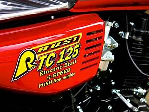 New Rusi Tc 125
