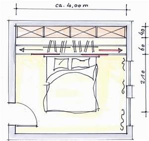 Kleiderschrank Tv Integriert : schrankraum hinter dem bett ~ Lizthompson.info Haus und Dekorationen