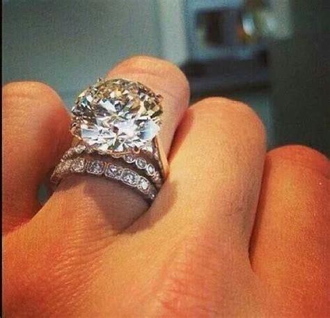 best 25 huge diamond rings ideas on pinterest 3 carat