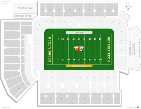 bobby dodd stadium georgia tech seating guide