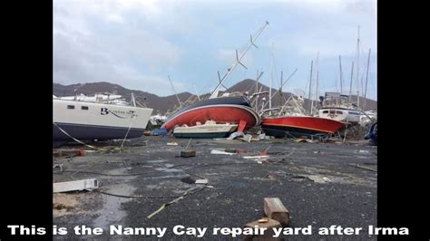 Tortola Hurricane Boats by Bvi Tortola After Hurricane Irma Sailing Solen Doovi