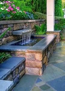 Beautiful, Backyard, Waterfall, Ideas