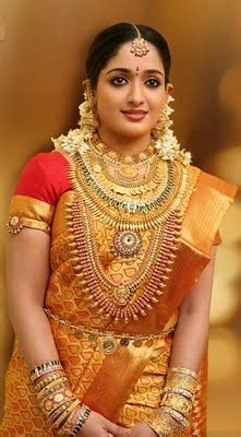 indian gold  diamond jewellery south indian actresses