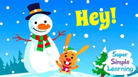 Jingle Bells  Super Simple Songs