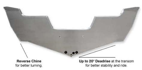 Jon Boat Hull Types by Tracker Boats About Smooth Ride Guarantee