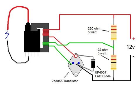 Flyback Transformer Driver For Beginners Steps
