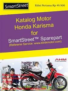 Katalog Motor Honda Karisma  U2013 Ebook