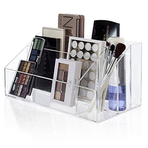 Acrylic Vanity Organizer by Makeup Palette Organizer Acrylic Cosmetic Case Women Brush