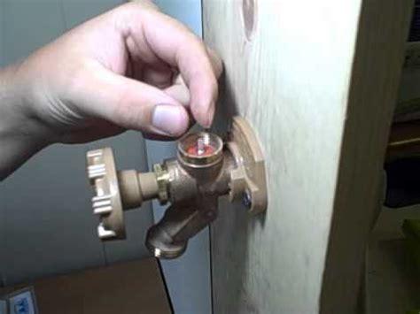 leaking outdoor faucet vacuum breaker woodford model 19 vacuum breaker repair grigg industries