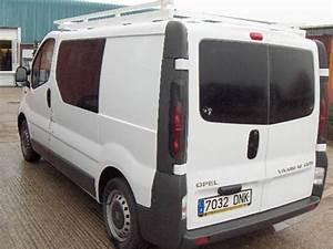 Opel Vivaro Combi : vehicle opel vivaro combi van used car available costa blanca and beyond ~ Medecine-chirurgie-esthetiques.com Avis de Voitures