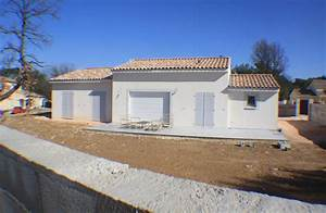 Aide Pour Construire Une Maison : construire sa maison plain pied plan rdc maison une ~ Premium-room.com Idées de Décoration