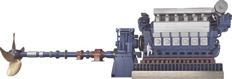 ship engines  monster engine designs part  gcaptain