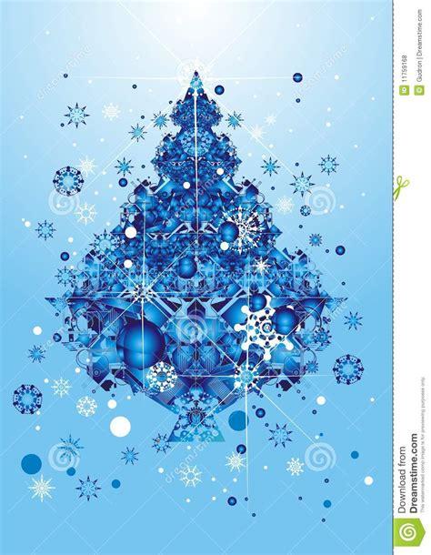 abstract christmas card design royalty  stock