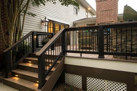 Deck Railing Height Codes & Requirements