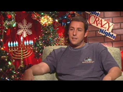 christmas movie that has adam sandler in it eight nights adam sandler